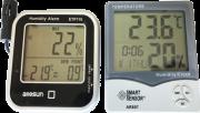 Индикаторы температуры и влажности