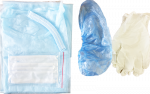 Медицинские комплекты и одежда