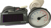 Индикаторы температуры стационарные