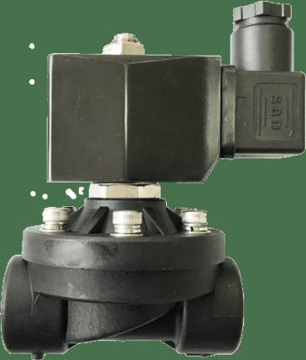 Клапан соленоидный электромагнитный 2w51 Ду16