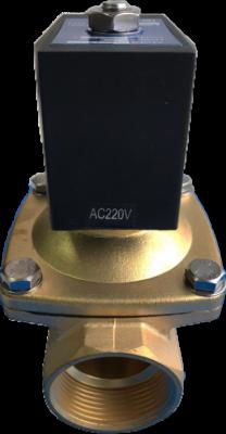 Клапан соленоидный 2W21 Ду40 нормально закрытый