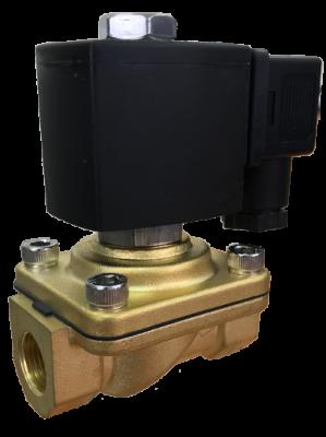 Электромагнитный соленоидный клапан нормально закрытый