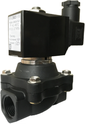 Клапан соленоидный электромагнитный 2w51 Ду25