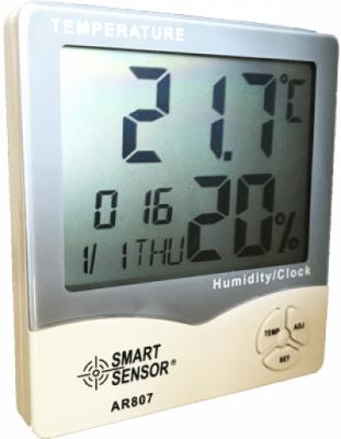 Индикатор температуры и влажности AR807