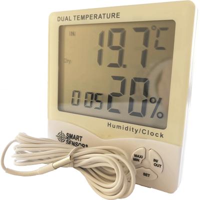 Индикатор температуры и влажности AR867