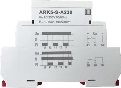 Циклическое реле времени ARK5-S