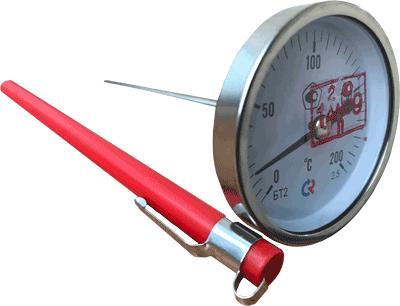 Термометр игольчатый с поверкой БТ-23