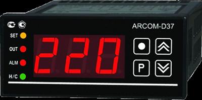 Измеритель-регулятор ARCOM-D37