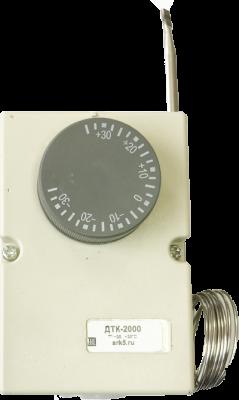 Термостат капиллярный настенный ДТК-2000