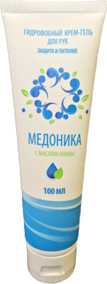 Крем гель гидрофобный