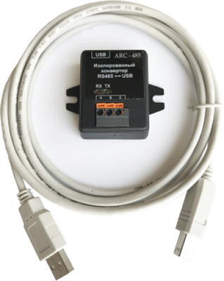 Конвертер интерфейса RS485-USB