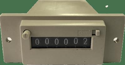 Счетчик импульсов СИ-206-М1 с кнопкой сброса