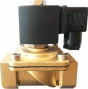 Клапан электромагнитный соленоидный 2W41 Ду25