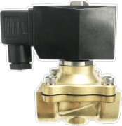 Клапан соленоидный 2W21 Ду15 электромагнитный