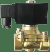 Клапан электромагнитный соленоидный 2W21 Ду20