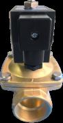 Клапан соленоидный 2W21 Ду40 прямого действия