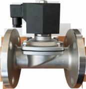 Клапан соленоидный 2W21F электромагнитный