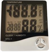 Индикатор температуры и влажности HTC-1