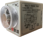 AH3-N многопрограммный таймер