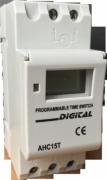 Суточный таймер AHC15T на 8 циклов