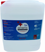 Антисептик для очистки рук, воздуха в помещениях и бытовых поверхностей
