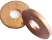 Уплотнительное кольцо (прокладка медная)