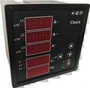Мультиметр щитовой Omix P99-M(AVF)-3-0,5 3-х фазный