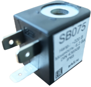 Катушка SB075 к клапанам