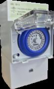 Реле времени ARCOM-SUL181H суточное, с прозрачной крышкой