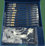 Пенал одноазовых индикаторных трубок - контроль трезвости