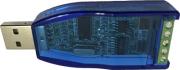 Преобразователь интерфейса RS485-USB
