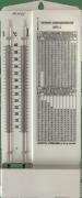 Психрометр гигрометр ВИТ-2 с поверкой