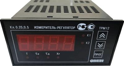Измеритель ПИД-регулятор ТРМ12