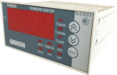 Измеритель-регулятор ТРМ500