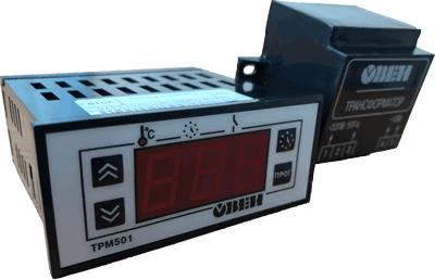 ТРМ501 комплектуется трансформатором