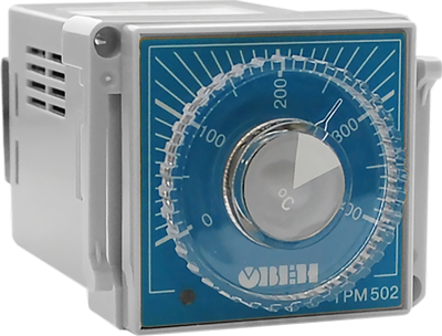 ТРМ502 терморегулятор с ручным заданием уставки