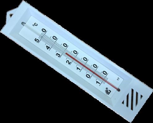Комнатный термометр с поверкой
