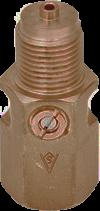 Демпферное устройство с регулировочной иглой S005.10.050  «Schneider» (Германия).  Демпфер