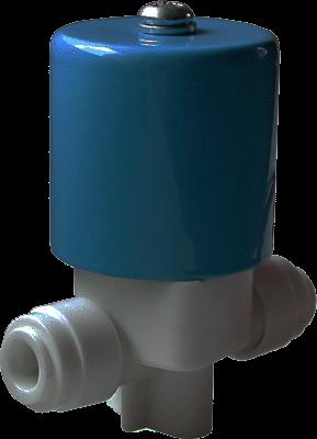 Клапан электромагнитный соленоидный на пищевые жидкости YCWS3