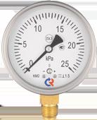 Манометр напоромер КМ низкого давления газа