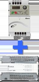 Преобразователь частоты, ПЛК контроллер