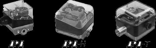 Датчик-реле давления ДРД, ДРД-Н, ДРД-Т